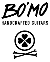 BoMo Guitars, Luthier guitare Paris France